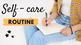 My Self Care Routine | 10 Self Care Ideas & Tips to Relax & De-Stress! ✦