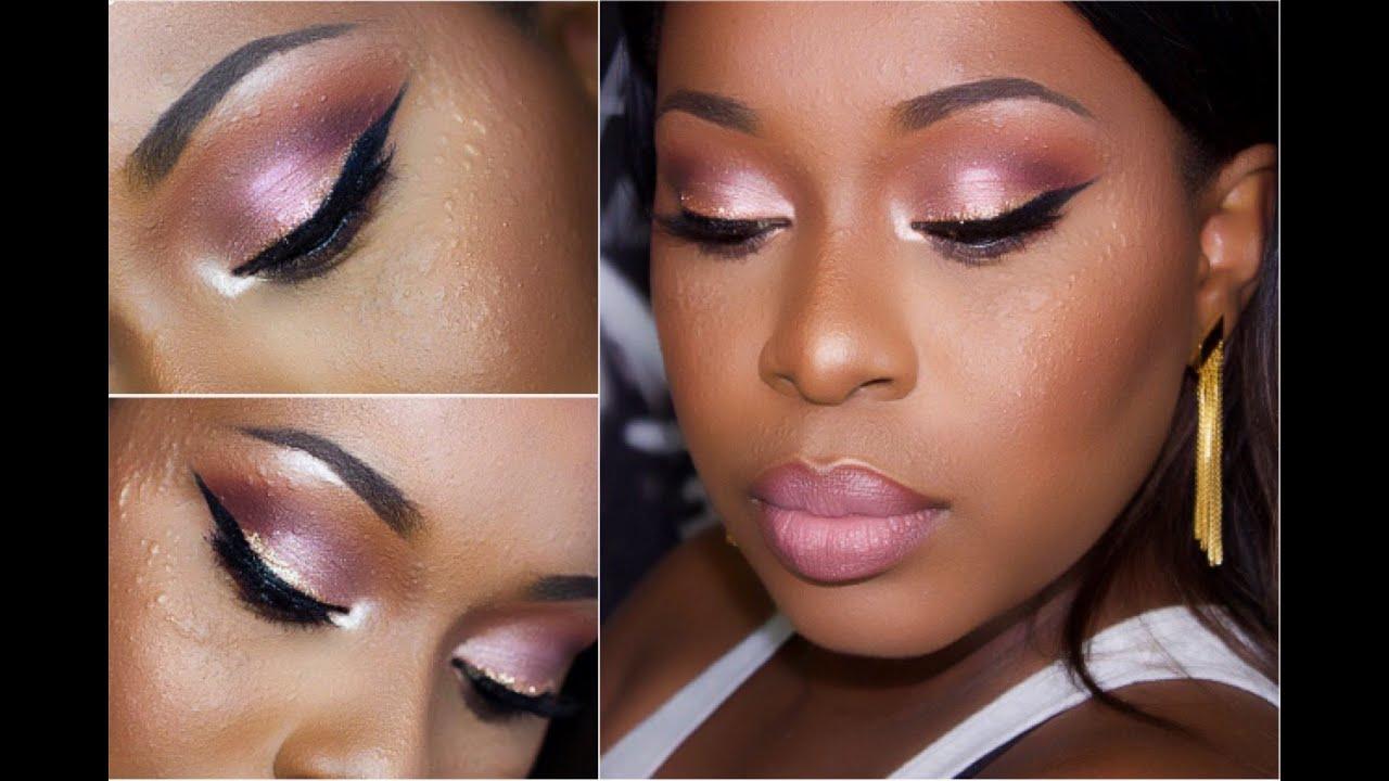 African american eye makeup