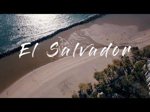 a6300 Test | El Salvador Cinematic Travel Video | New Year 2018 (Matt Komo Inspired)