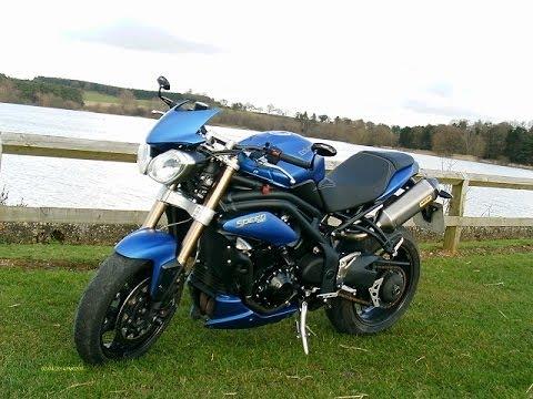 Triumph Speed Triple Test Ride Review