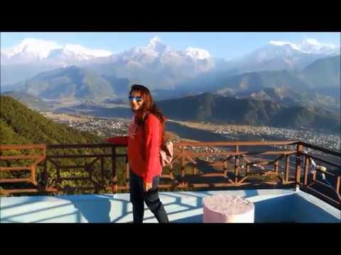 Nepal Tour : Sarangkot, Pokhara, Nagarkot, Kathmandu