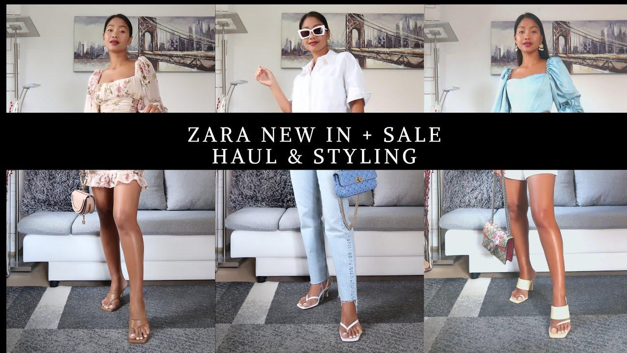zara new in + sale #zarahaul #zara #newinzara