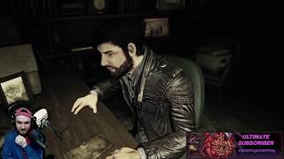 SONG OF HORROR - Episode 5 - Blind Playthrough