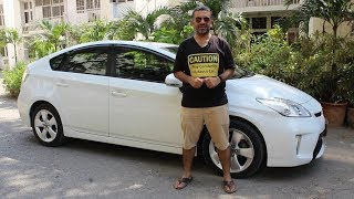 Official Review - ECarPak - Toyota Prius 2012 - Why Is It The Most Successful Hybrid