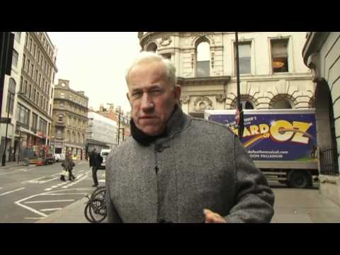 Charles Dickens's London with Simon Callow - the Guardian