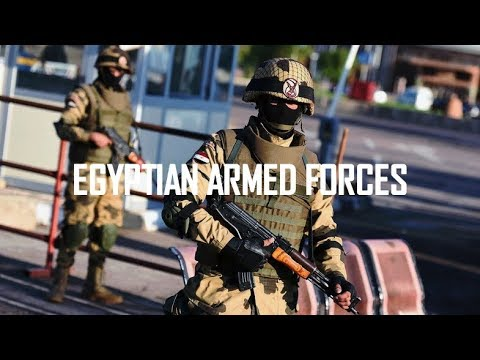 Egyptian Armed Forces 2018