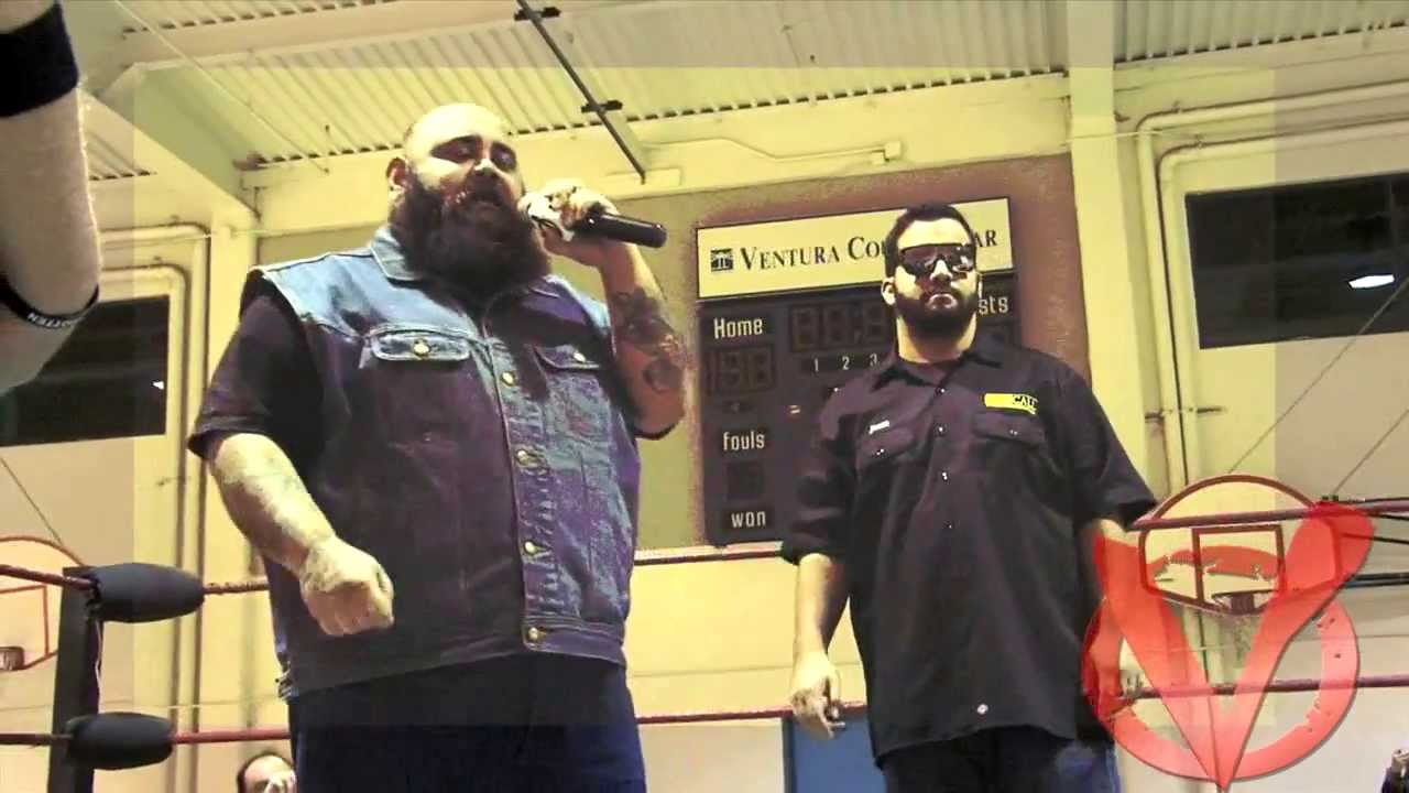 Vendetta Pro Wrestling Storage Hunters 1st Entrance Video