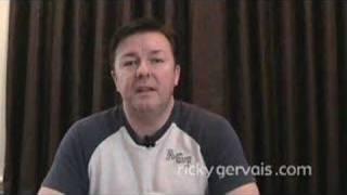 Mr Gervais Addresses The Nation | Golden Globe