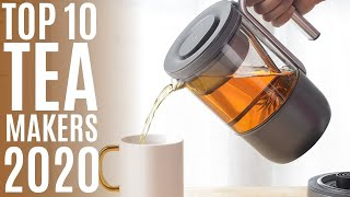 Top 10: Best Tea Makers for 2020 / Tea Brewer / Tea Infuser and Kettle / Tea Kettle