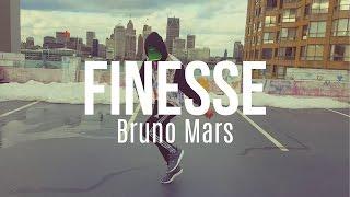 "#FINESSECHALLENGE   ""FINESSE - Bruno Mars""   choreography by @cjremp #FinesseBattle"
