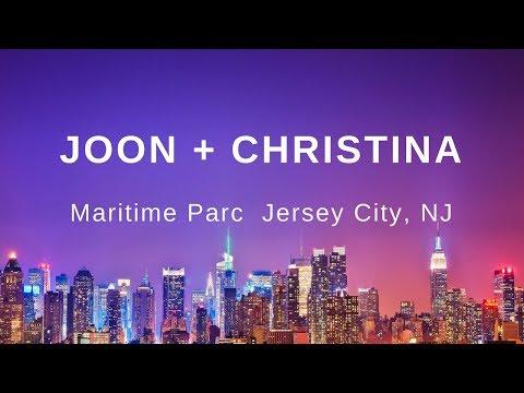 DJ VLOG #159: Joon & Christina's Wedding at Maritime Parc (Jersey City, NJ)