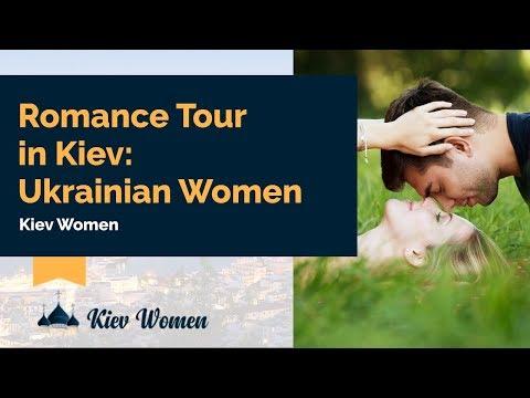 Kiev Women on Romance Tours
