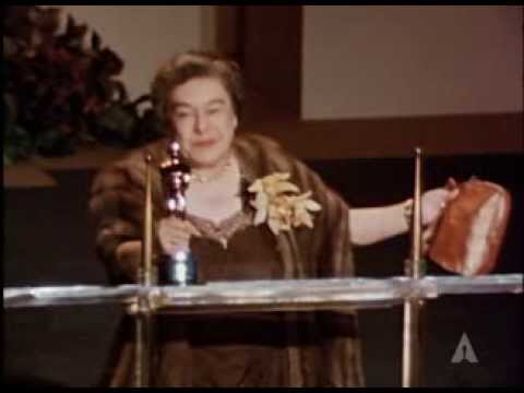 Josephine Hull Wins Supporting Actress: 1951 Oscars