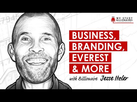 151 TIP: Billionaire Jesse Itzler – Business, Branding, Everest & More