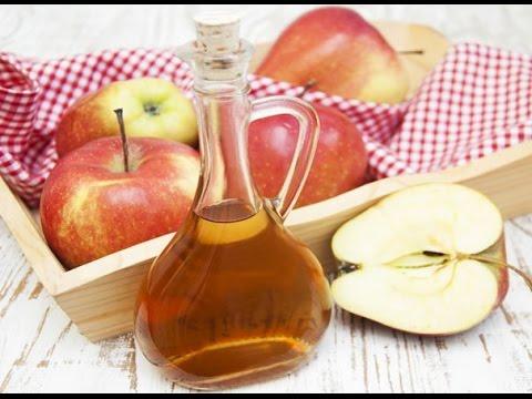 Яблочный уксус - польза и противопоказания, лечебные