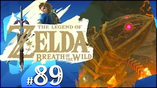 The Legend of Zelda: Breath of the Wild - Part 89 | Attacking Vah Rudania With Yunobo!