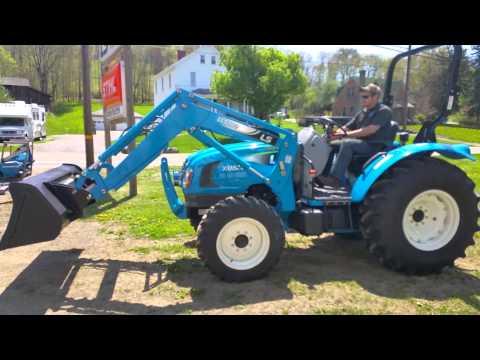 Barton Tractor: LS XU5065