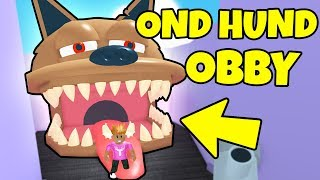 OND HUND OBBY! - Dansk Roblox: Escape the Pet Store Obby