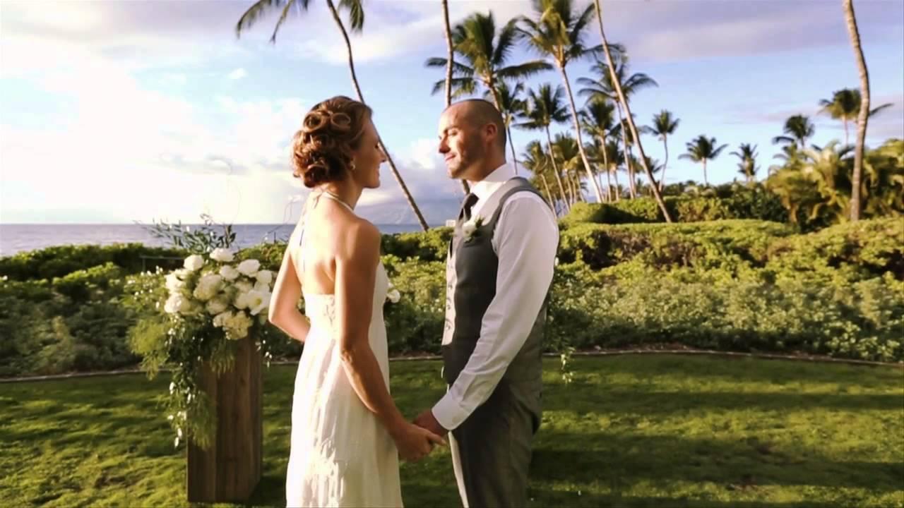 Andaz Wedding Video Maui Hawaii HD
