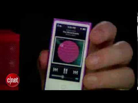 Apple Ipod Nano 16GB MP3 Player Reviews HD