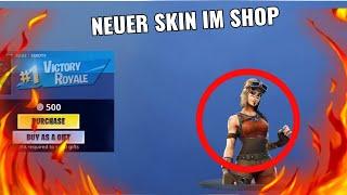 FORTNITE: #025 Neuer Skin + Emote Im Shop | ItzOmar