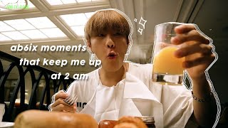 [cc eng sub] ab6ix moments that keep me up at 2am