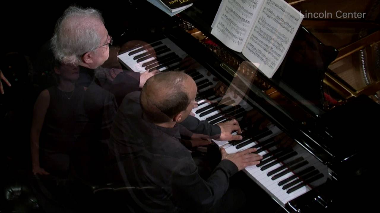 Brahms: Variations on a Theme by R. Schumann (Emanuel Ax and Orion Weiss)