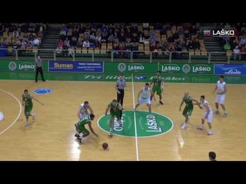 KK Zlatorog : KK Union Olimpija (25.1.2017)