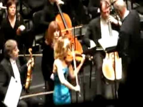 Anne-Sophie Mutter - Mendelssohn Violin Concerto - Cadenza
