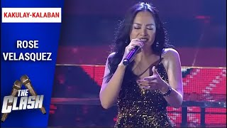 "Rose Velasquez' sexy and sultry rendition of ""So Slow"" 