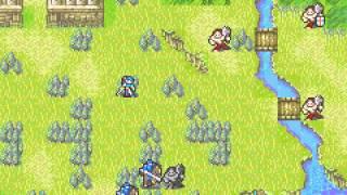 Fire Emblem - Fire Emblem Walkthrough Part 2(GBA) - Vizzed.com GamePlay - User video