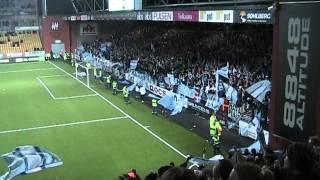 Elfsborg-Malmö FF 0-2. 2013-10-28. Läktarfilm.