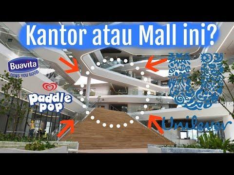 Kantor Es Krim No.1 di Indonesia - Unilever BSD | TheRempongsHD