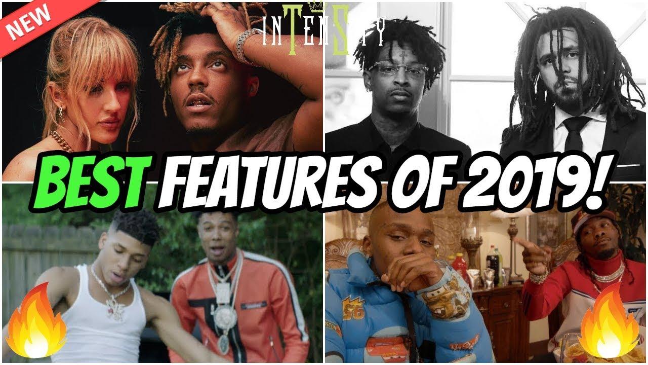 BEST Rap Features of 2019!