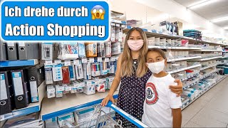 Action Shopping Haul 😍 Back to School & Sommer! Mama Sohn Tag VLOG | Mamiseelen