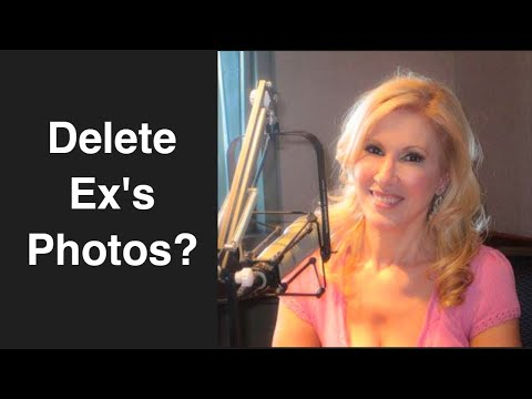Should You Delete Your Ex's Photos On Social Media?