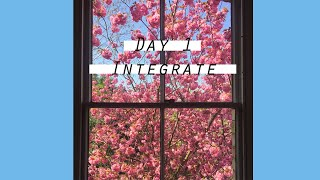 Day 1 - Integrate