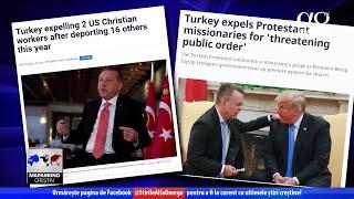 Amenințare din partea Turciei | Știre Alfa Omega TV