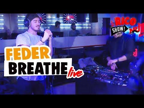 """FEDER """"Breathe"""" Live - Le Rico Show Sur NRJ"""