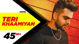 Teri Khaamiyan (Official ) | AKHIL | Jaani | B Praak | Latest Songs 2018 | New Songs 2018