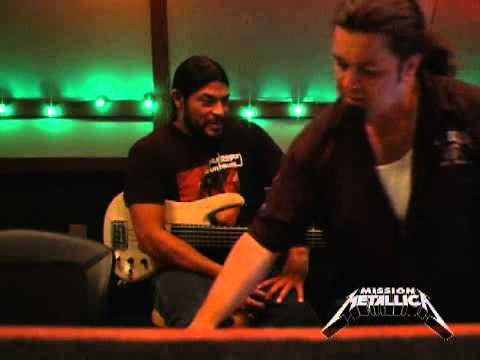 Mission Metallica: Fly on the Wall Clip (July 16, 2008)