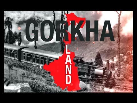 THE LONG STORY:  Gorkha Land