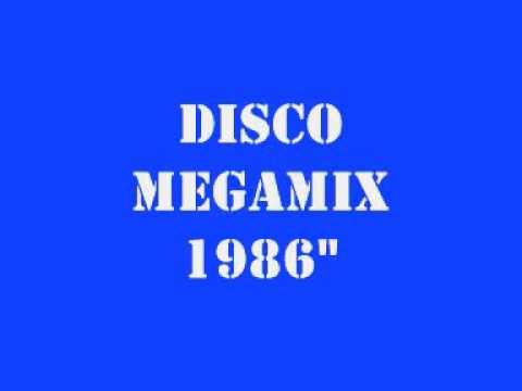 Disco Megamix 1986