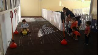 Road Safety with our Toddlers at Blossom Village