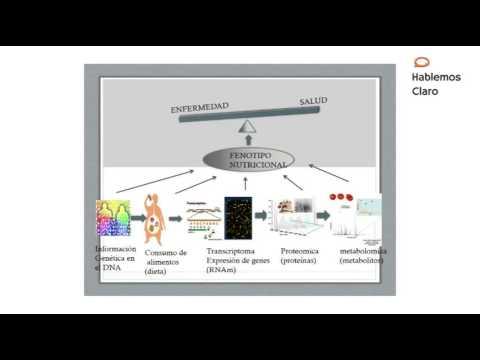 NUTRIGENOMICA Y NUTRIGENETICA PDF