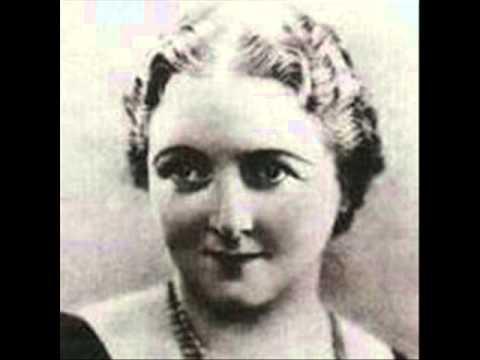 Isobel Baillie   An Eriskay Love Lilt 1946