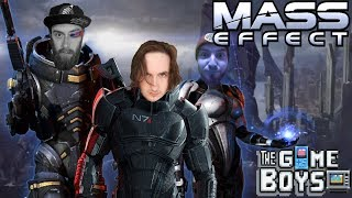 Mass Effect - Medley - Acoustic Cover