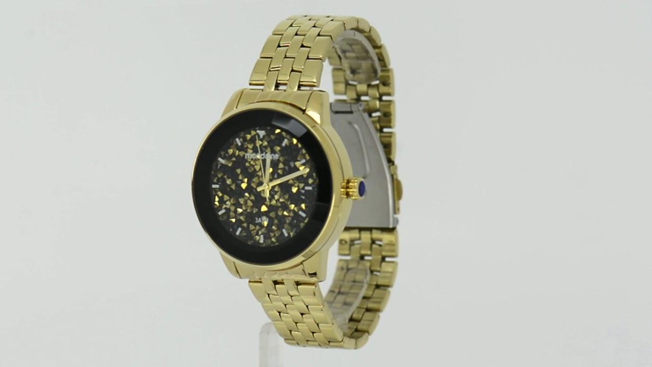 Relógio Mondaine Feminino 94713LPMVDE2 - Eclock - YouTube 8ec4b0c38a