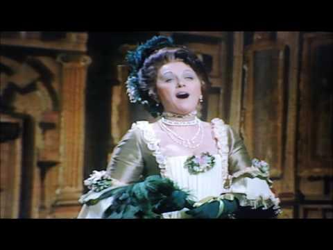 Valerie Masterson Opera Singer Good Old Days 3rd Feb 1977