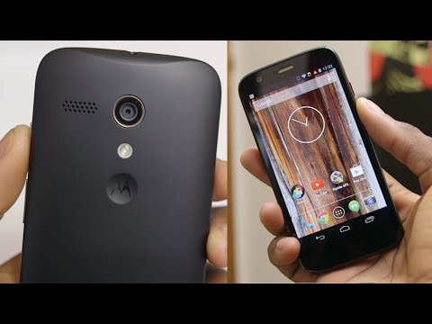 Motorola Moto G LTE 4G 8Gb Quad-core Snapdragon 5Mp KitKat